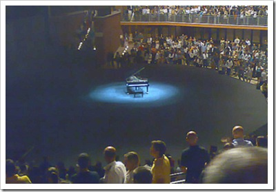 Cavea dell'Auditorium di Roma - Giovanni Allevi