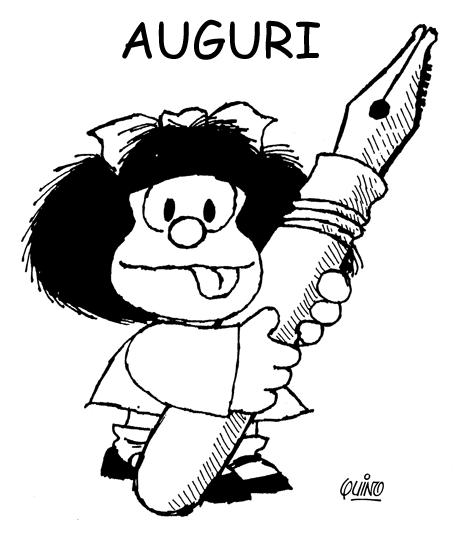 Oggi è Il Compleanno Della Nostra Mafalda Il Grande Cocomero