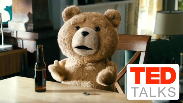 The real TED Talks